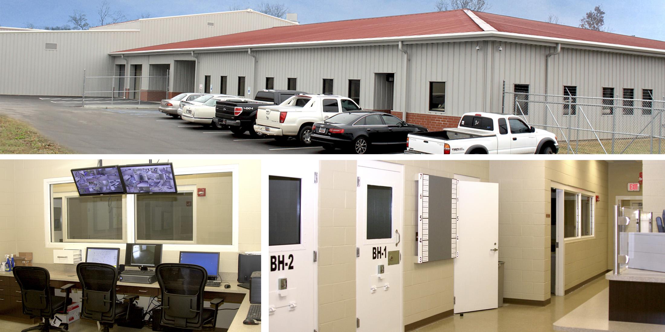 01 Williamsburg Cty Detention Center photos