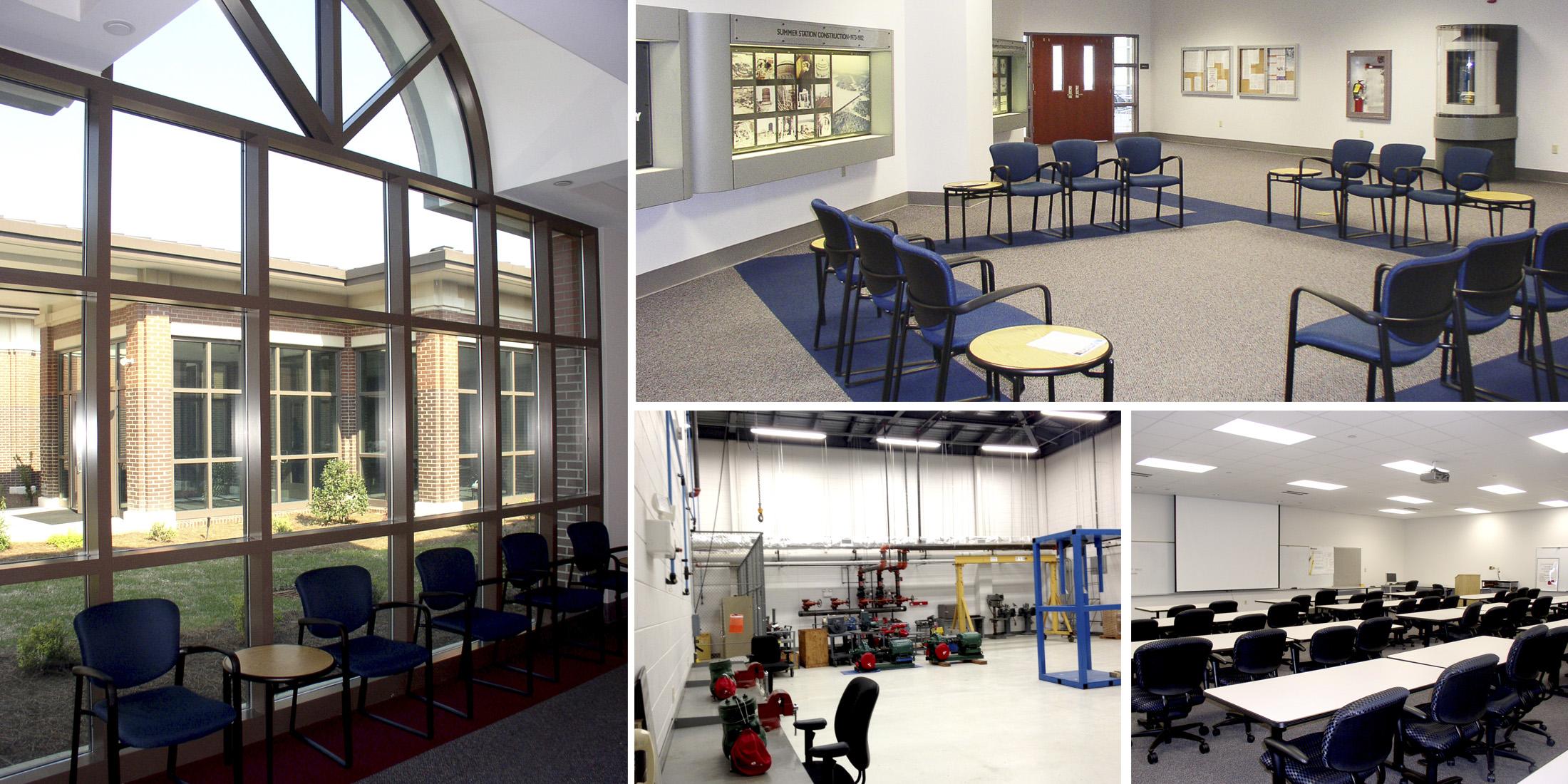 03 SCE&G_Training Facility photos