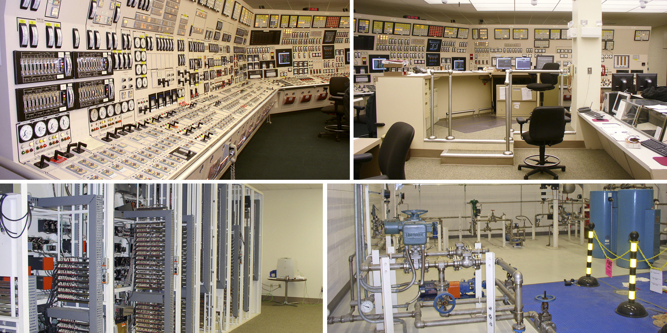 04 SCE&G_Training Facility photos