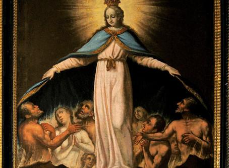 Devotion Spotlight: The Holy Souls in Purgatory