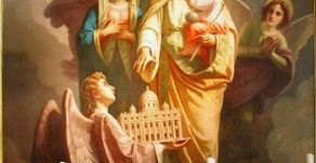 Mid-Lent Thursday, St. Joseph, Fatima, & COVID-19
