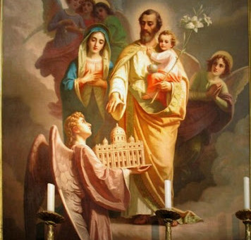 Mid-Lent Thursday, St. Joseph, Fatima, & COVID-19