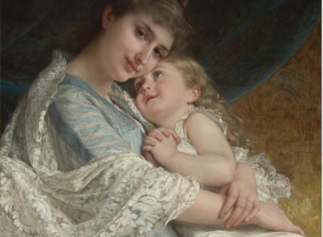 Mortification in Motherhood (Part 1 of 3)