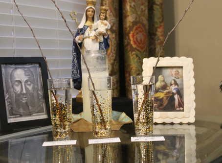 Advent Traditions: Barbarazweig on the Feast of St. Barbara