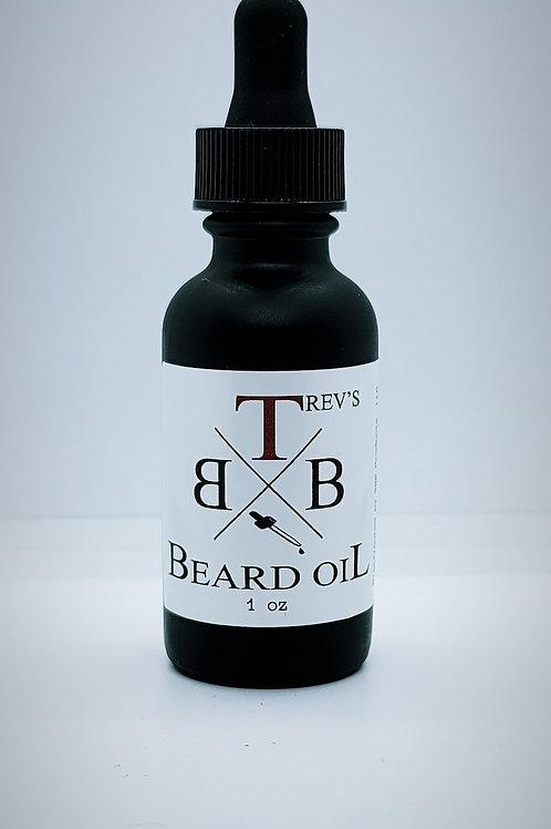 Trev's Beard Oil