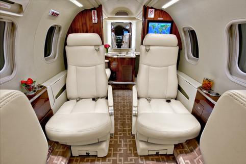 Lear 45 AF Seats