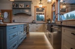 Kitchen by Pickard Construction