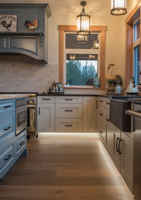 qualicum beach custom home