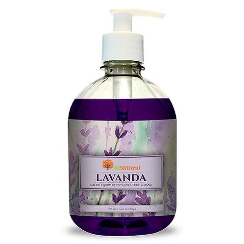 Jabón Líquido de Lavanda