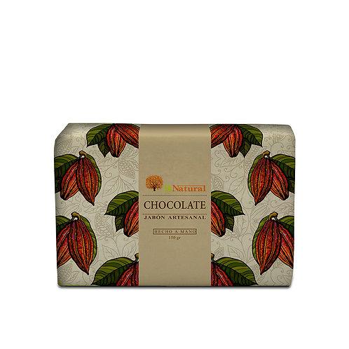 Jabón Artesanal de Chocolate