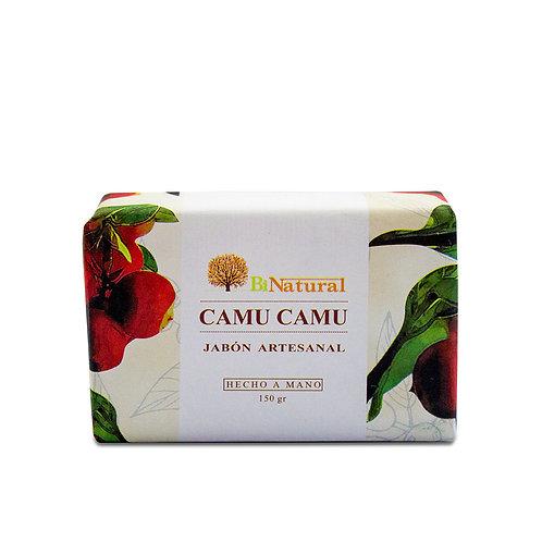 Jabón Artesanal de Camu Camu