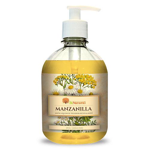 Jabón Líquido de Manzanilla