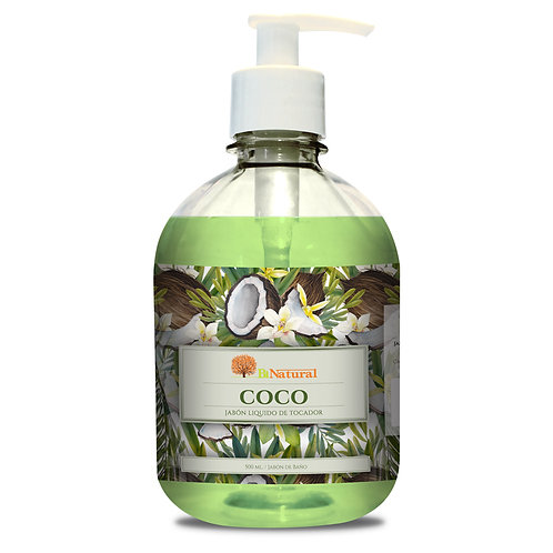 Jabón Líquido de Coco