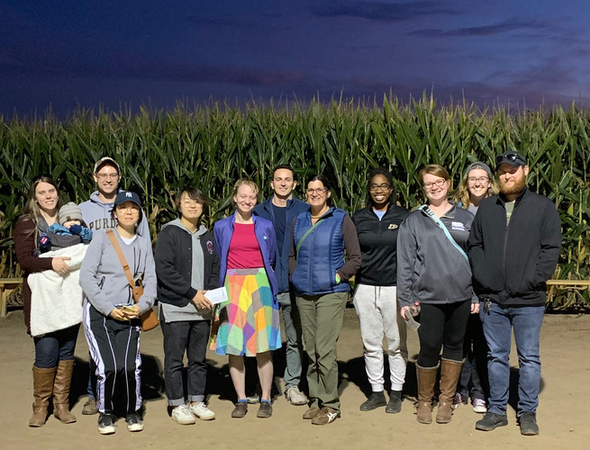 Children of the Corn Maze