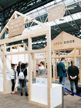 NOTHS OPEN DOOR | 3D DESIGN & ART DIRECTION
