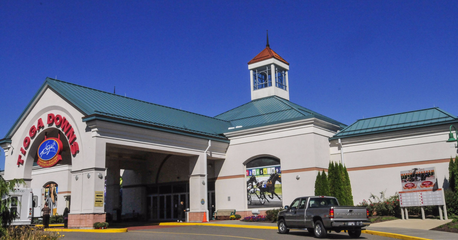 Tioga Downs Casino & Racetrack
