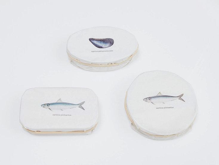 Variety Pack of 3: 'Taste', 'Beauty' & Mussels