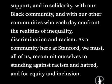 Black Lives Matter Alumni Resources