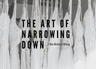 The Art of Narrowing Down