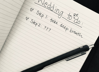 How to Postpone Your Wedding!