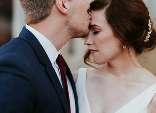 Kelly and Nick's Elegant Ballard Wedding