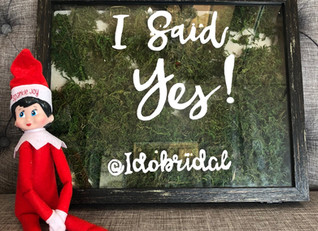 Meet Sparkle Joy, the Bridal Elf!