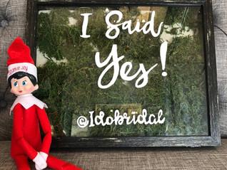 Meet Sparkle Joy, the Bridal Elf!