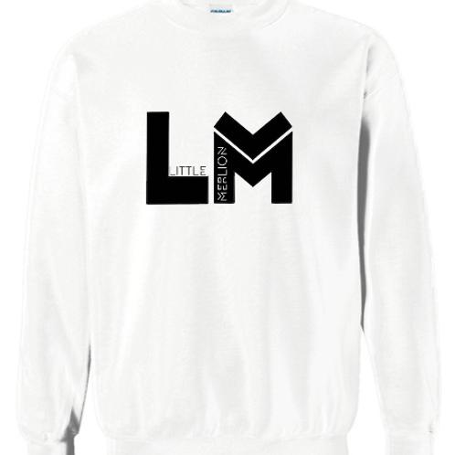 クルーネックセーター-LMアイコン / Crewneck sweater - LM icon