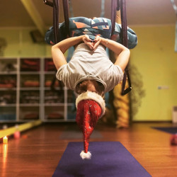 Fly Yoga New Year