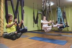 Fly Yoga Kids