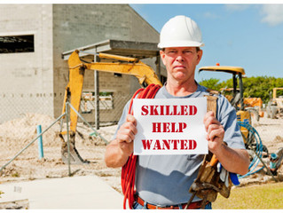 April construction jobs up 17K for post-recession high