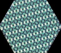 Blue Circles