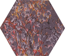 Plum French Marble