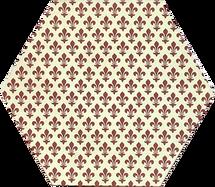 Brown Fluer De Lys