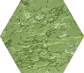 6 in hex green fr marble G2.png