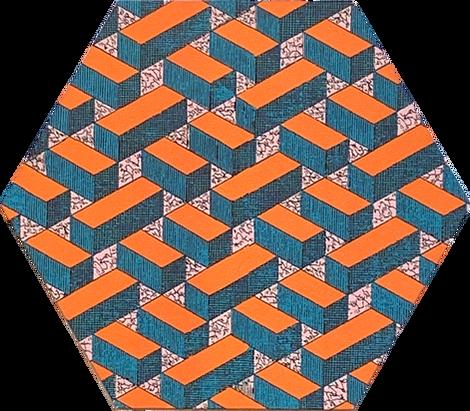 Pentreath & Hall Orange Brick