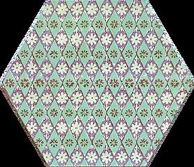 6 in hex aqua diamond flower G1.png