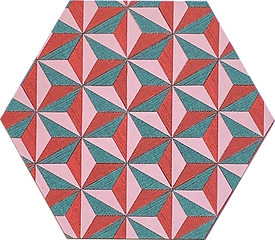 6 in hex PH pink star.png