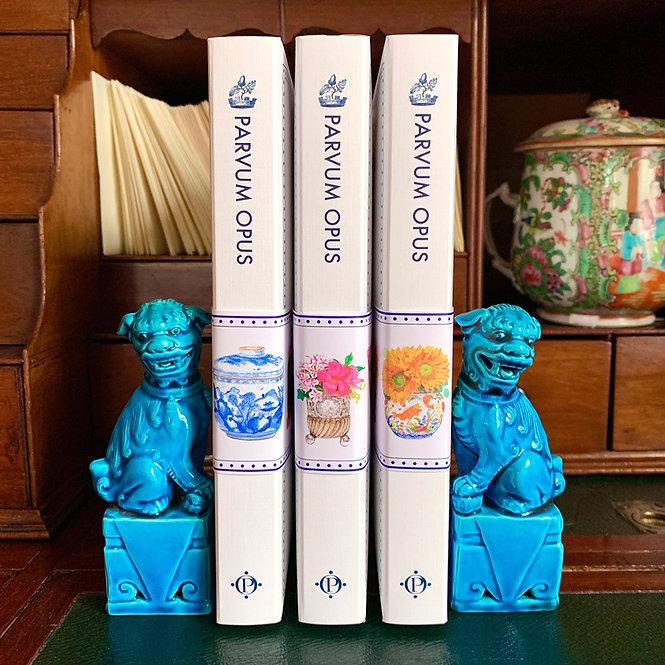 Set of Three Folios