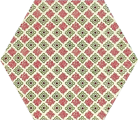 6 in hex tiny red green squares G1.png
