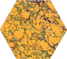 Mustard French Marble