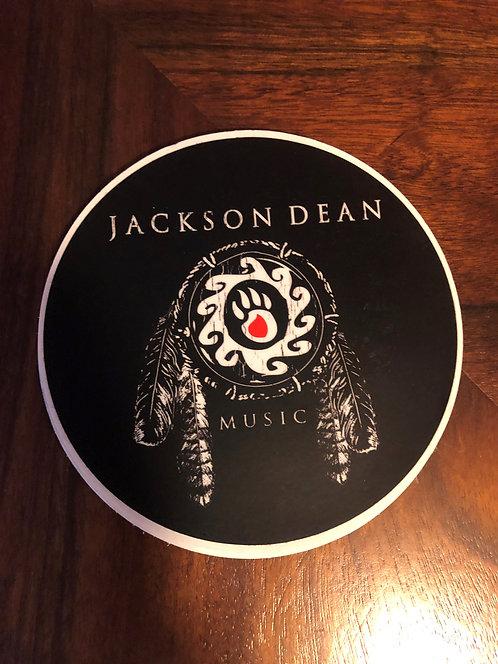 Jackson Dean Sticker