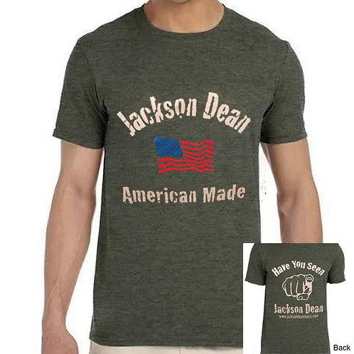 VINTAGE: Men's T-Shirt - American Made