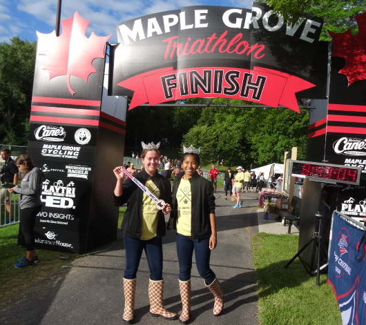 Maple Grove Triathlon