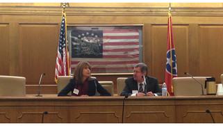 Tennessee Supreme Court Justices Kirby and Bivins Speak to TISL Students