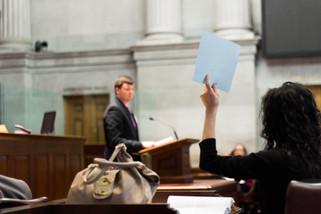 Tennessee Teachers Lobbies for Education Bills