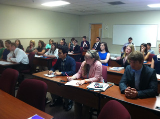 First Regional Workshop Held at Belmont University's College of Law