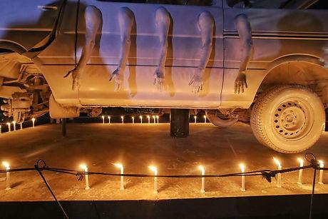 Car memorial w candles.jpg