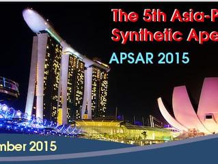 APSAR2015 – Singapore