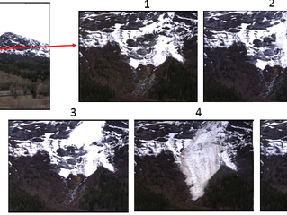 MetaSensing's avalanche radar detects two avalanches in Norway.